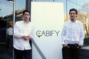 Ignacio Gutiérrez Y Agustín Guilisasti Creadores De Cabify