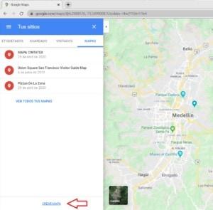 Crear Mapa En Google Maps