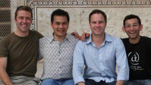 Philip Inghelbrecht, Chris Barton, Dhiraj Mukherjee Y Avery Wang