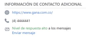 Notificacion En Verde Gana Facebook