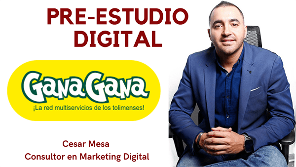 Pre Estudio Digital Ganagana Cesar Mesa Experto En Marketing Digital